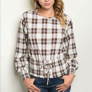 Plaid Fall Shirt